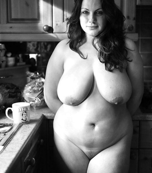 chubby-model-nude